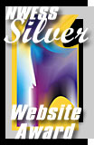 NWESS Silver Website Award